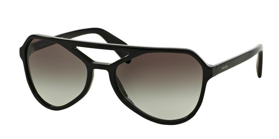 Prada TYPE PR22RS Pilot Sunglasses – 58-18-140 / 1AB0A7-BLACK
