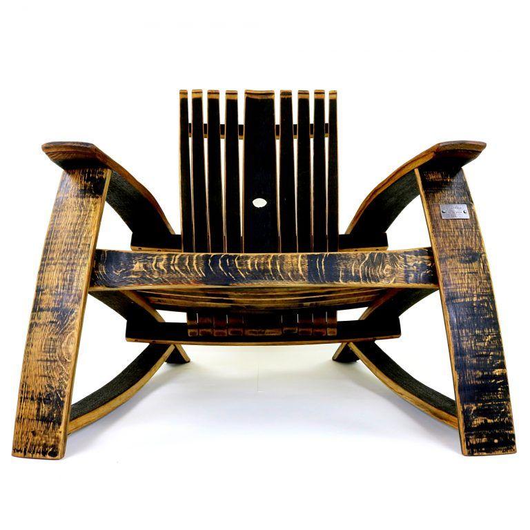 Bourbon Barrel Lounge Chairs By, Bourbon Barrel Furniture
