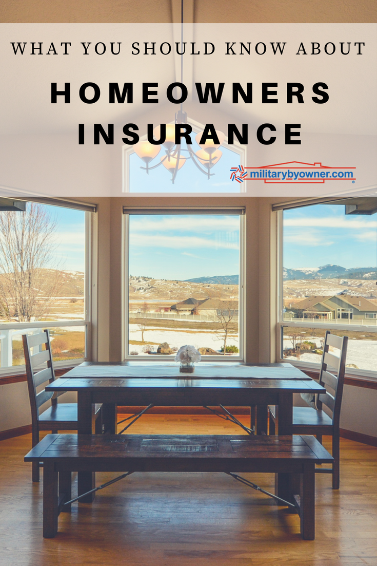 What You Should Know About Homeowners Insurance Homeowners