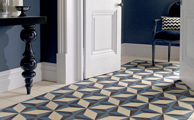 Carrelage cement tiles pinterest saphir les bleus for Emploi carrelage