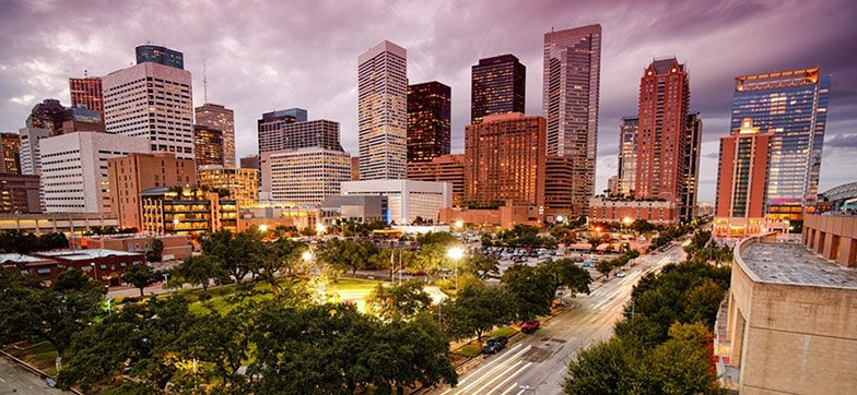 Pin by Skylines of the World on Houston, Texas