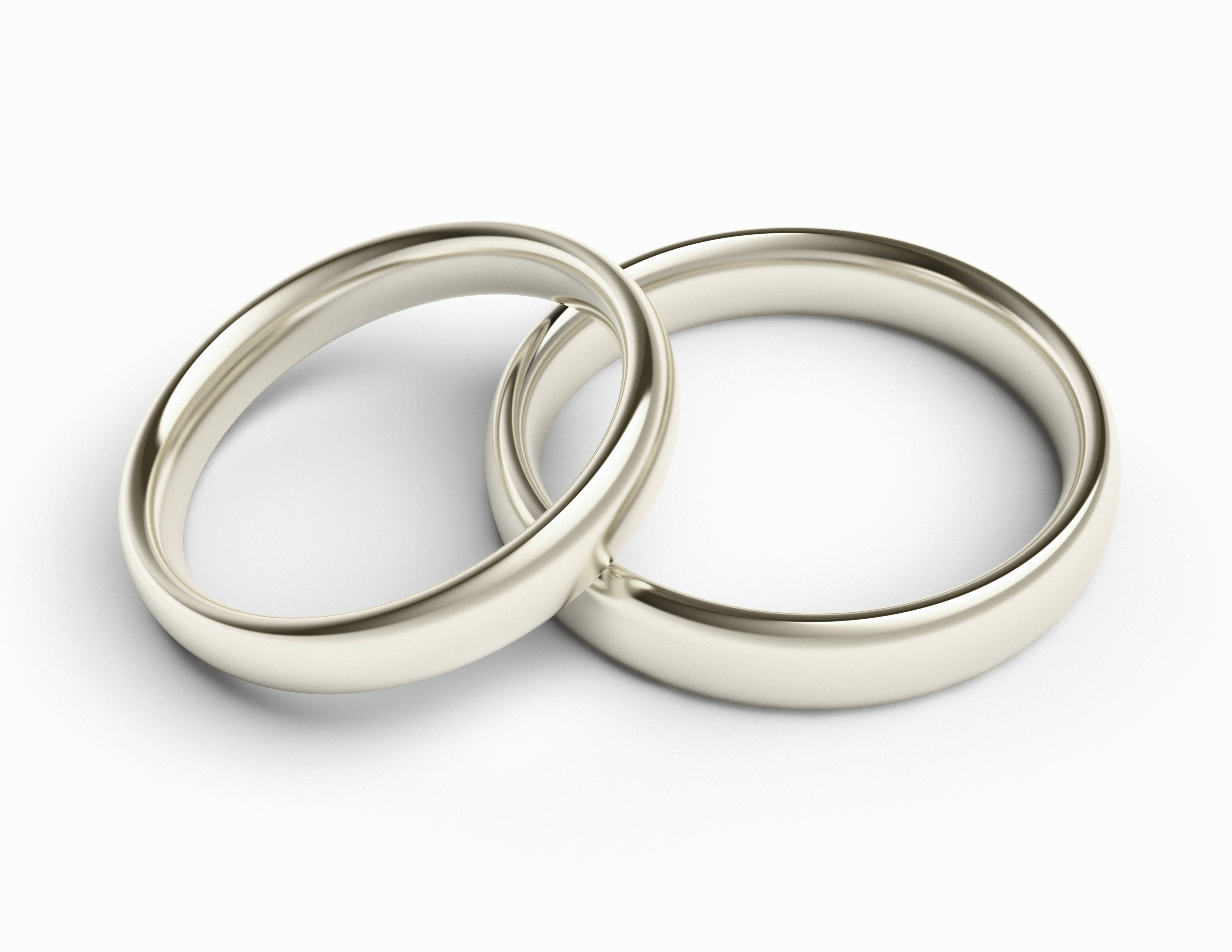 2 wedding rings picture - The Wedding Ring