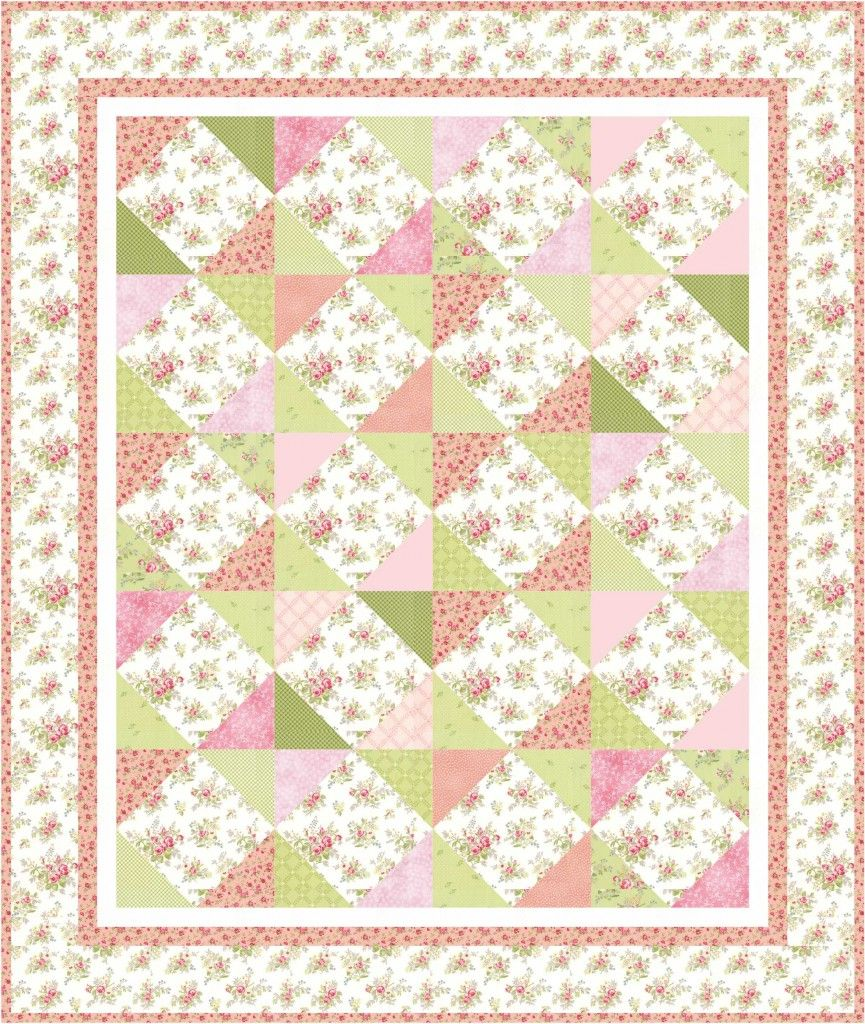 Cohesive Scraps with Jacquelynne Steves | Free pattern, Rose and Scrap : free patterns for quilting projects - Adamdwight.com