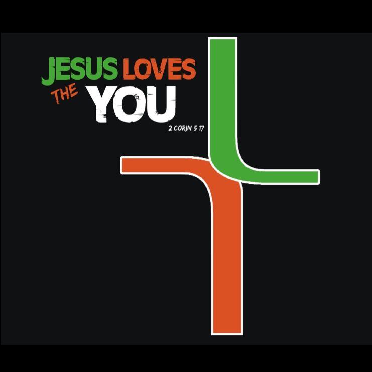 Christian sports parody t-shirt design for Miami fans.