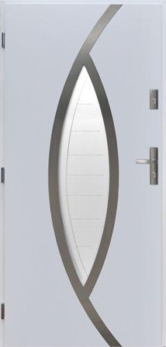 Wohnideen Türen tür dubai in weiß ideal als eingangstür oder kellertür wohnen