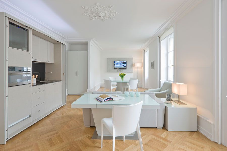 Rent Furnished Apartment In GENEVA | SUPERIOR One Bedroom Apartment | 0 CHF