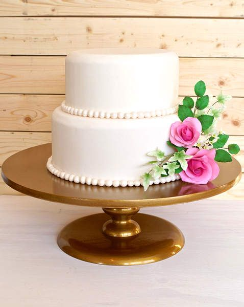 Best Gold Wedding Cake Stand Collections For Your Special If You Are Going To