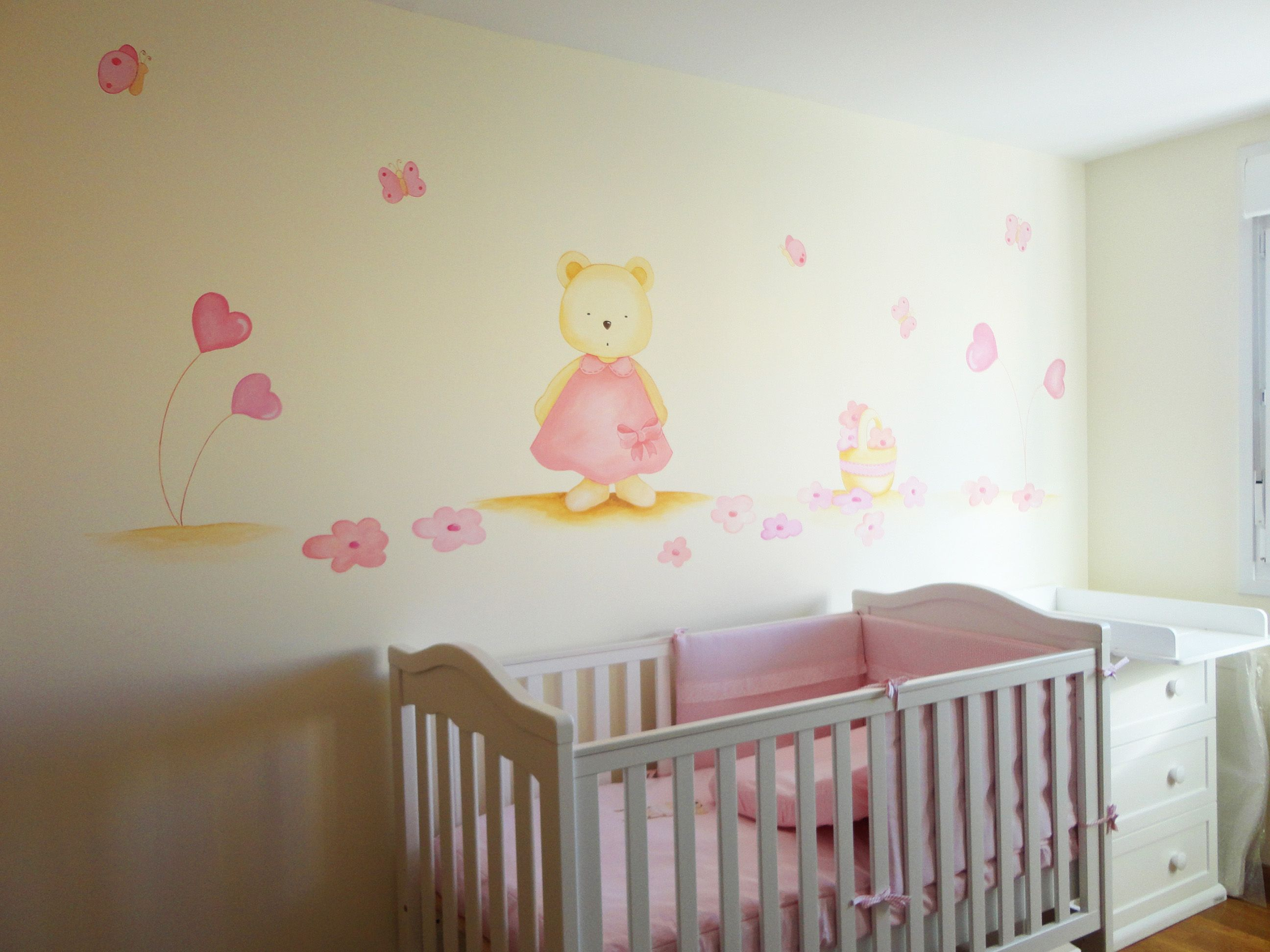 Decorar Dormitorio Bebe Pin De Decopared En Murales Infantiles Decoracion