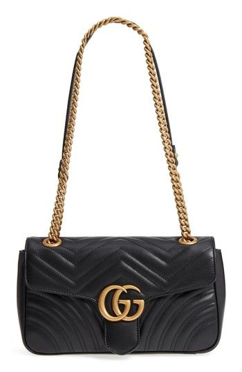c16c9b3c4ec0 Free shipping and returns on Gucci Small GG Marmont 2.0 Matelassé Leather  Shoulder Bag at Nordstrom