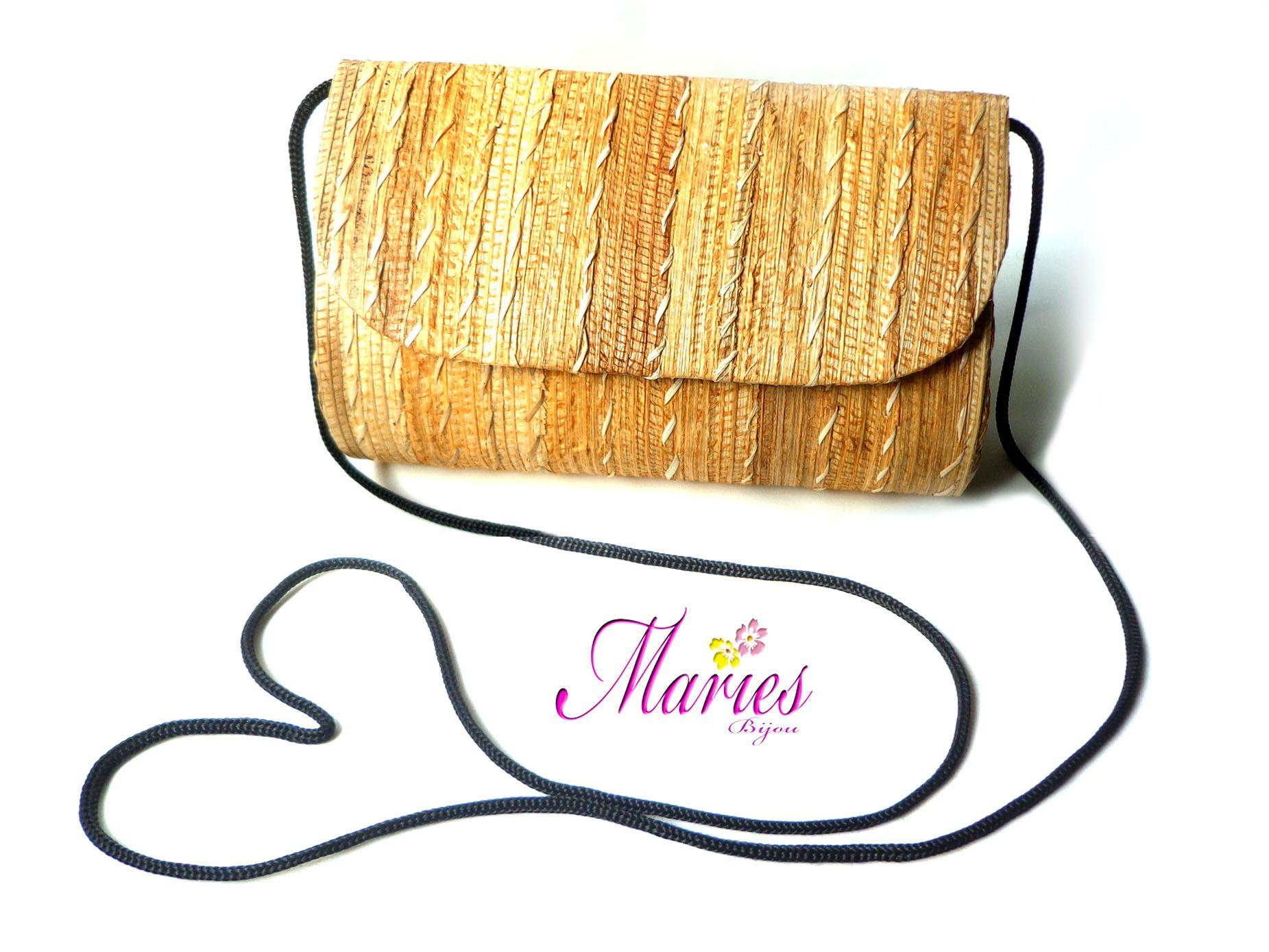 08a654995 Bolsa de fibra de bananeira | reciclagem
