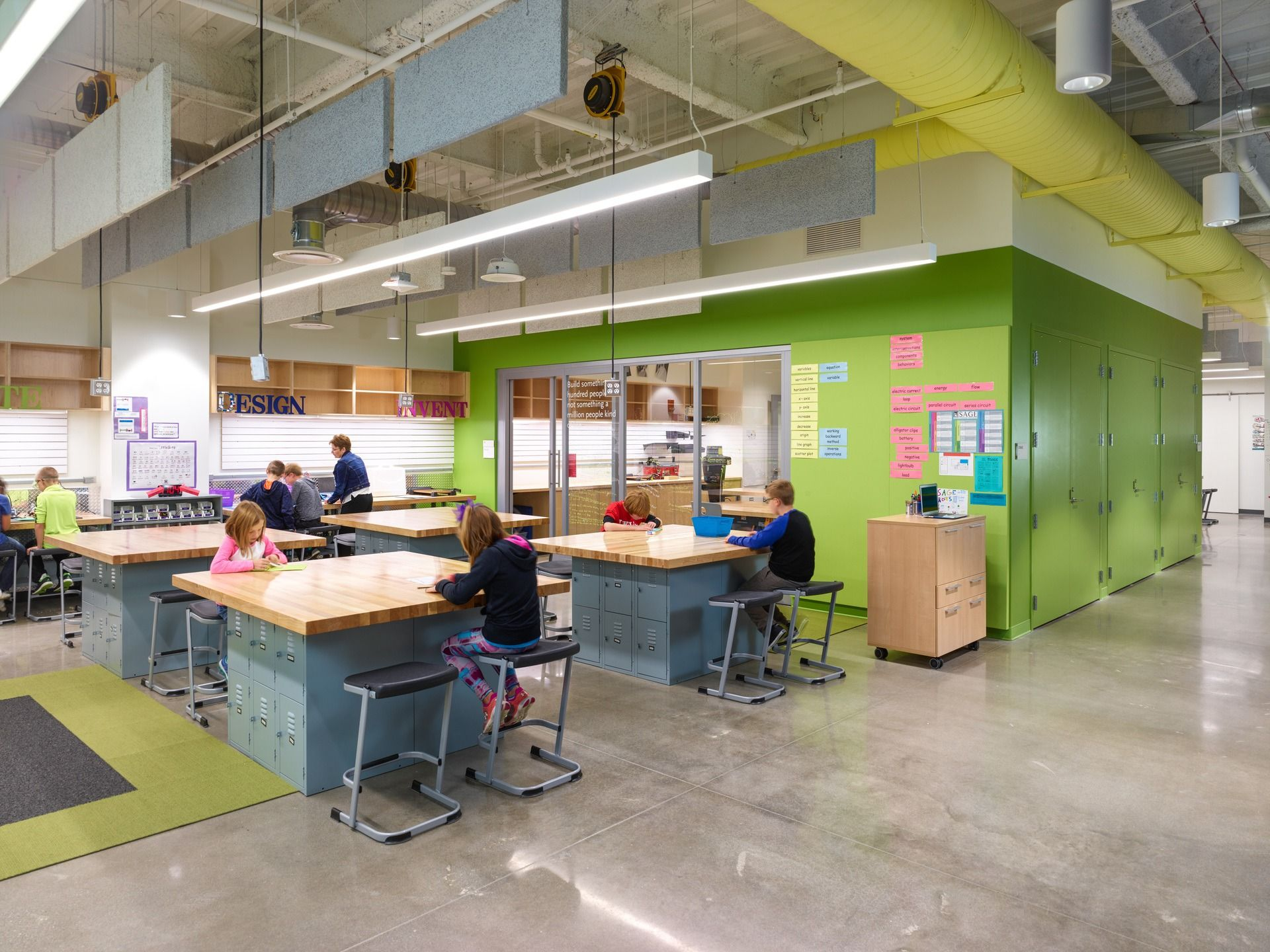 North Kansas City Schools | SAGE Center | Hoefer Wysocki