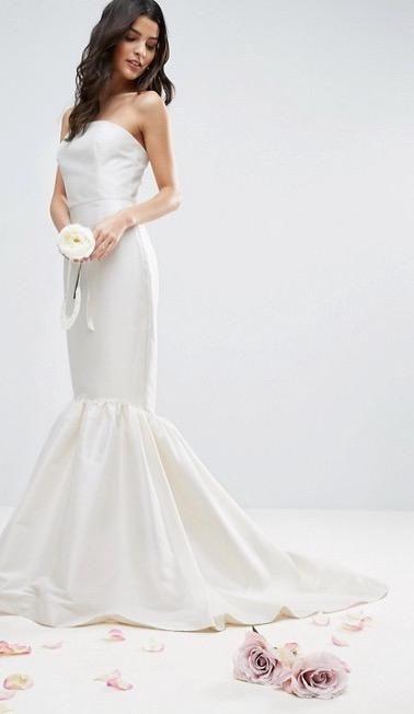 So günstig! Asos launcht neue Brautmoden-Kollektion | Das beste ...