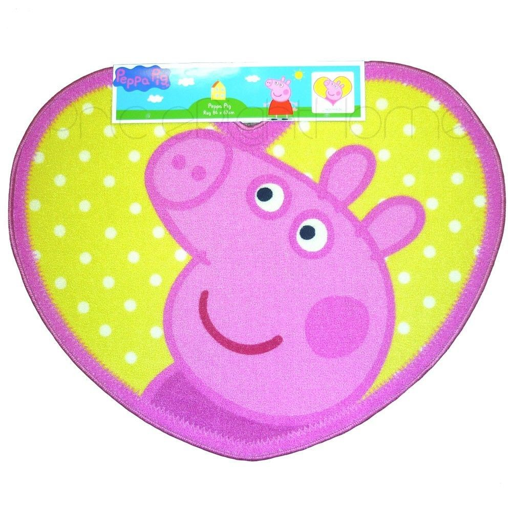Details about PEPPA PIG BEDDING & BEDROOM DECOR. DUVETS