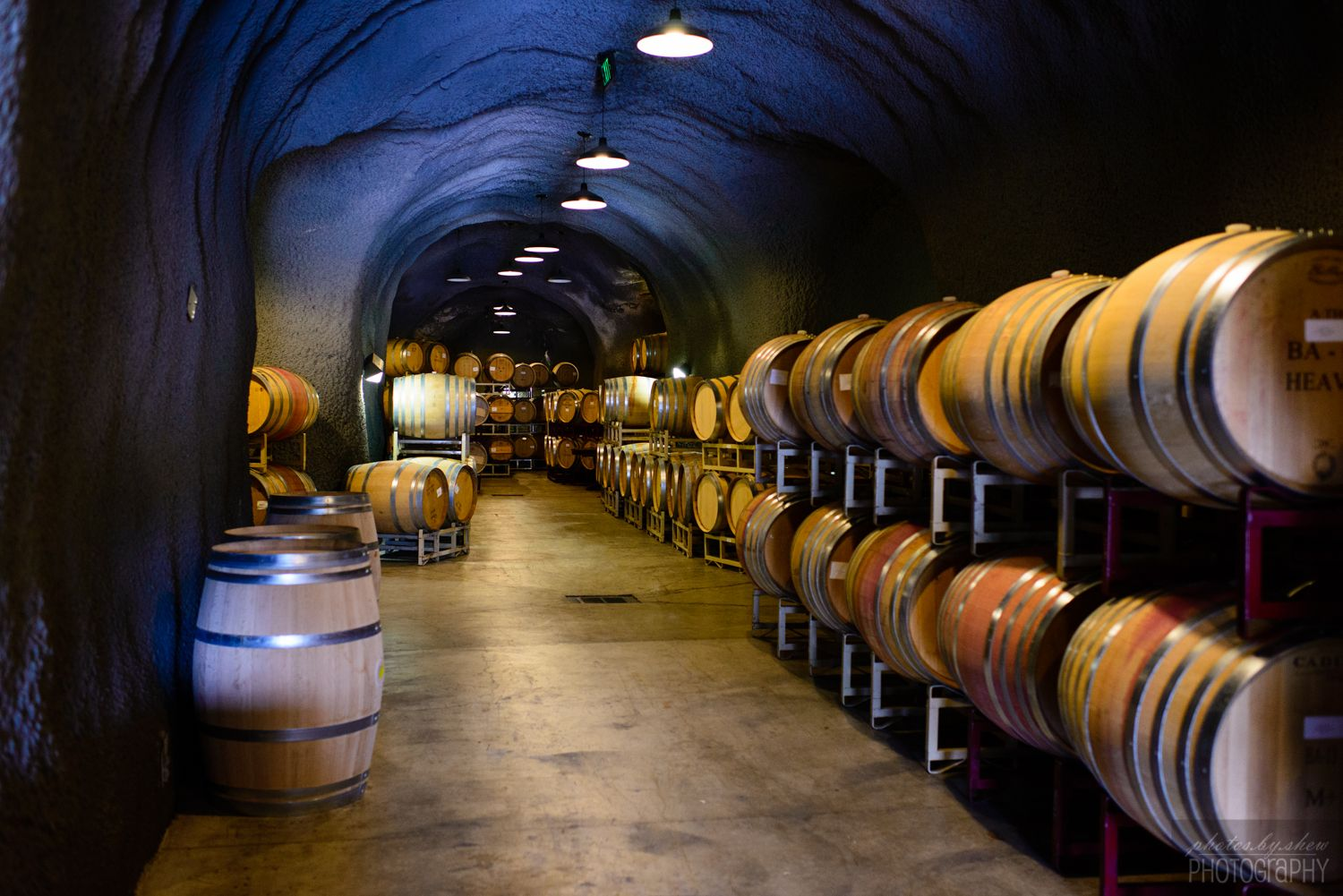 Personal Wine Storage Cave Yes Please Bacchus Caves Project