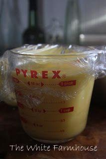 Easy peasy lemon curd recipe