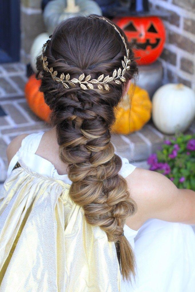 Twist Faux Braid Halloween Hairstyles Greek Goddess Hairstyles Goddess Hairstyles Greek Hair