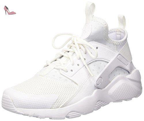 Nike Air Huarache Run Ultra Gs, Chaussures de Course les Enfants et les  Adolescents,