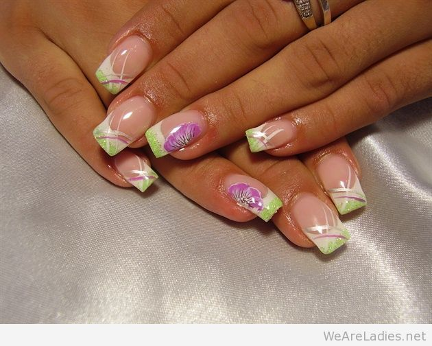Top summer nail idea 2015   We Are Ladiesss   Pinterest   Make up