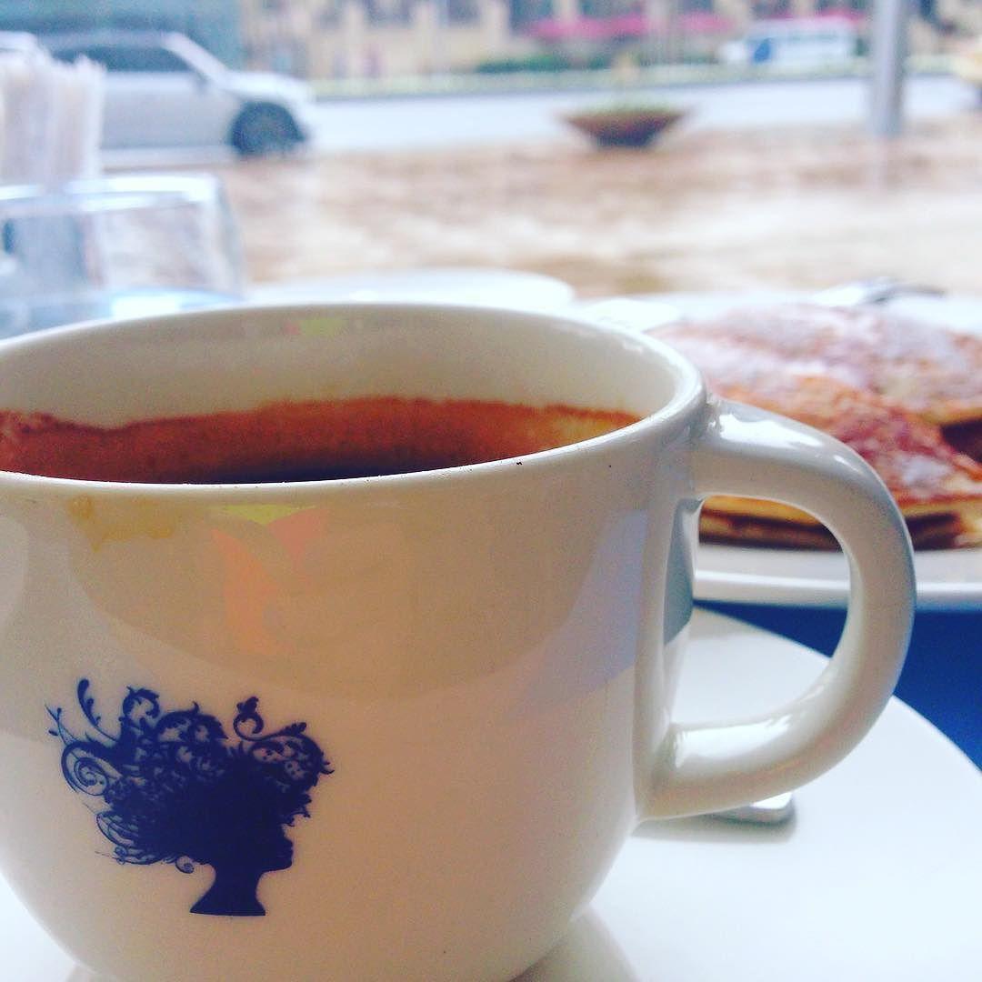 Perfect: coffee  rain #love #rain #Dubai #clouds #weather #coffeeaddict #coffee by daraah