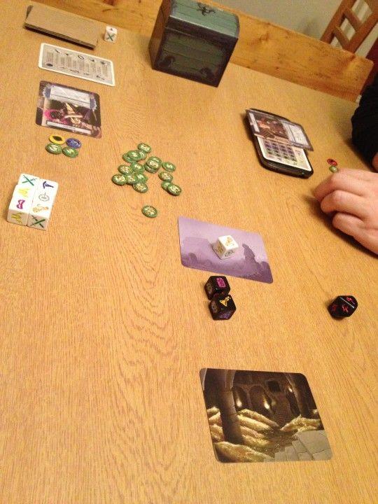 Dungeon Roll Gameplay Dungeon Roll Juego De Dados Pinterest