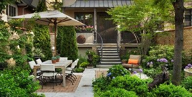 small backyard NO GRASS landscapes - Yahoo Image Search ...