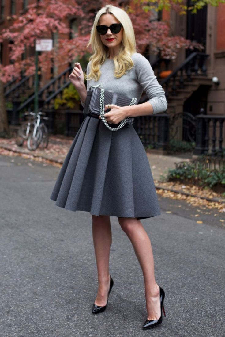 How To Dress Business Casual At Work And Not Look Boring | Party ...