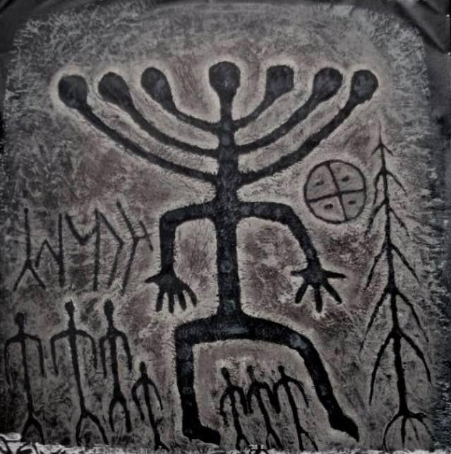 петроглифы-хакассия