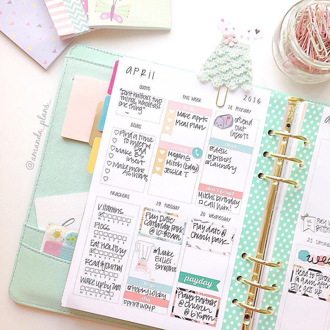 #planner #planning #planneraddict #plannercommunity #plannerlove #plannergirl #plannerlife #plannernerd #plannergeek #plannerstickers #washi #washitape #plannerjunkie #ilovestationary #weeklyspread #midweek #planwithme #planasyougo #kikkik #kikkikmint #filofax #erincondren #omgbandoagenda #handwriting #handlettering #giveaway #a5inserts by amanda_plans_