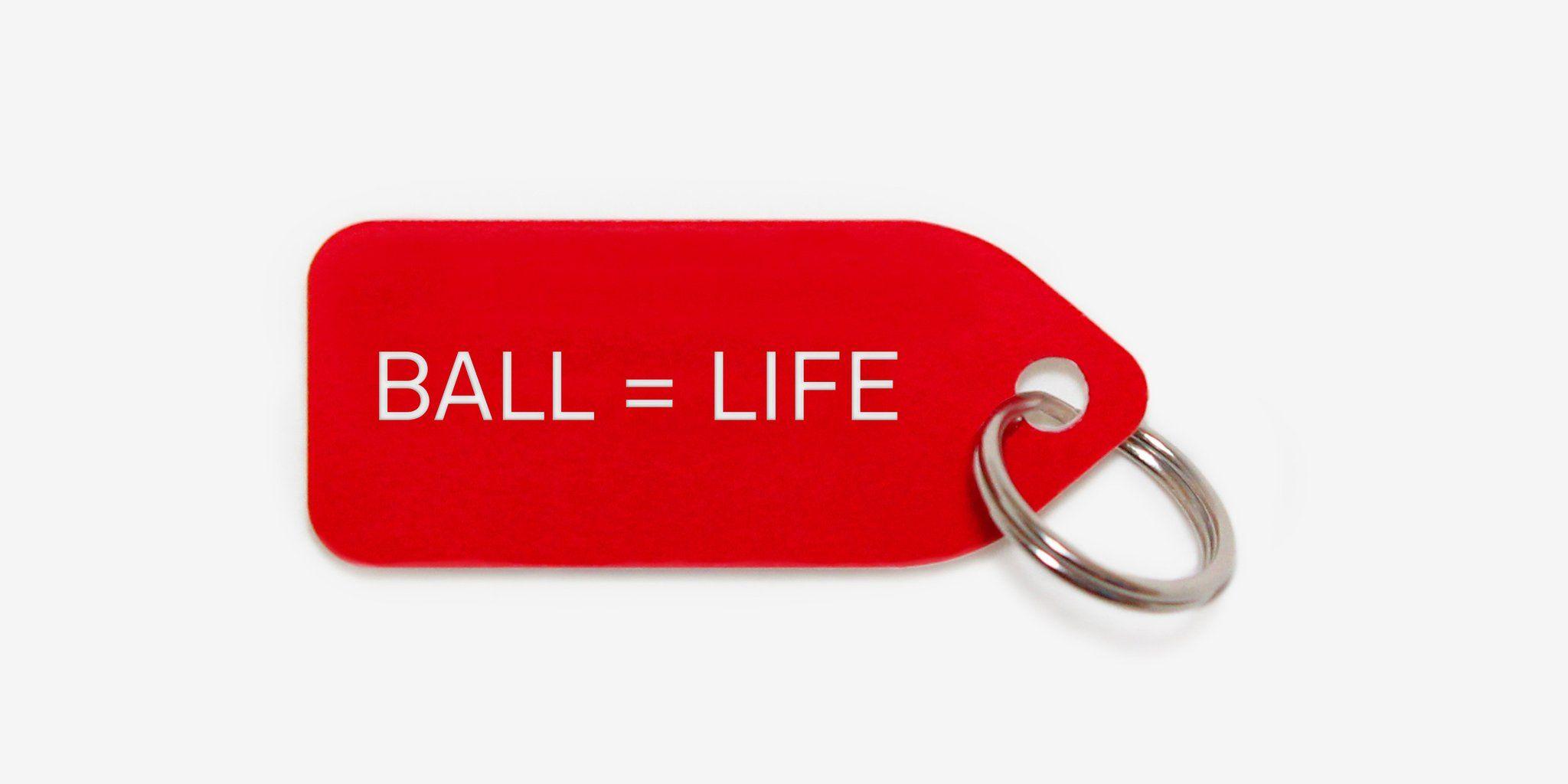Ball Life Dog Collar Tags Dog Tags Dogs