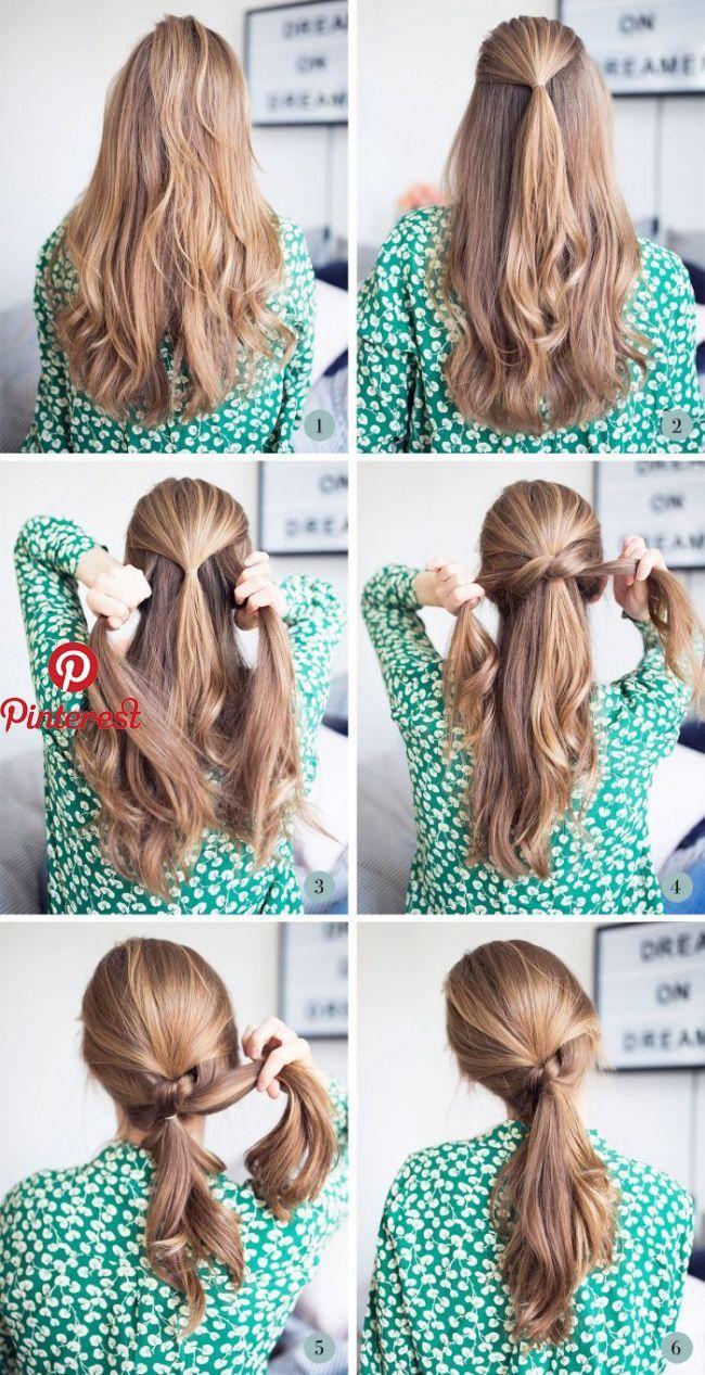 1001 + Ideen für schöne Haarfrisuren Plus Anleitungen zum ...