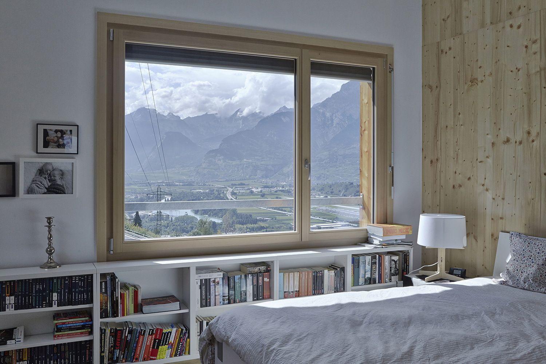 Wohnhaus im Kanton Wallis / Industrielle Opulenz - Architektur und Architekten - News / Meldungen / Nachrichten - BauNetz.de
