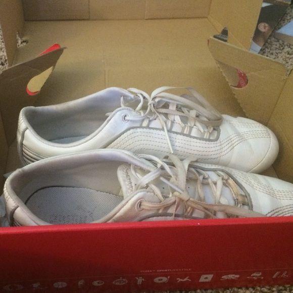 Puma cheer shoes | Cheer shoes, Asics