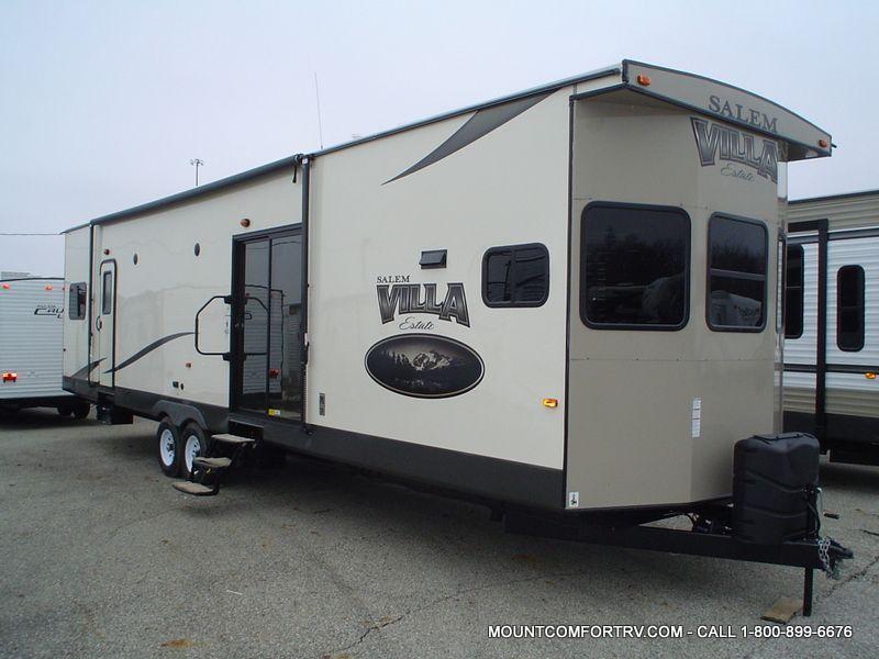 2015 Forest River Salem Villa 394FKDS Travel trailer
