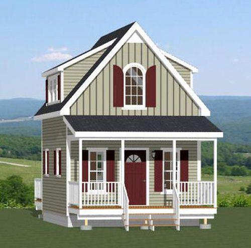 Tiny house building plans pdf