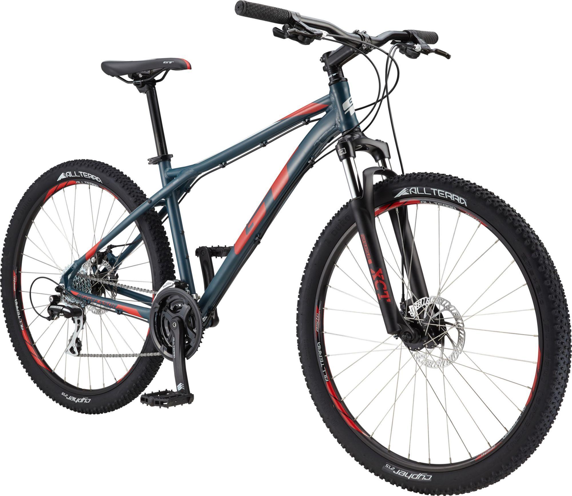 Gt Men S Aggressor Pro Mountain Bike Mountain Biking Bicycle