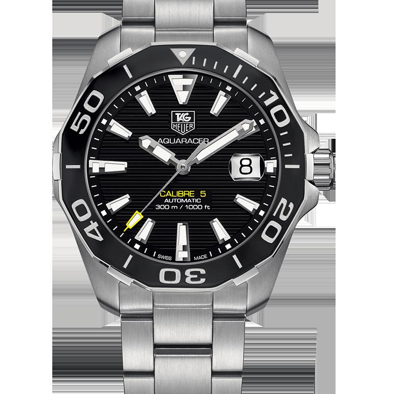 TAG Heuer AQUARACER 300M Calibre 5  Reloj automático  41 mm  Bisel de cerámica