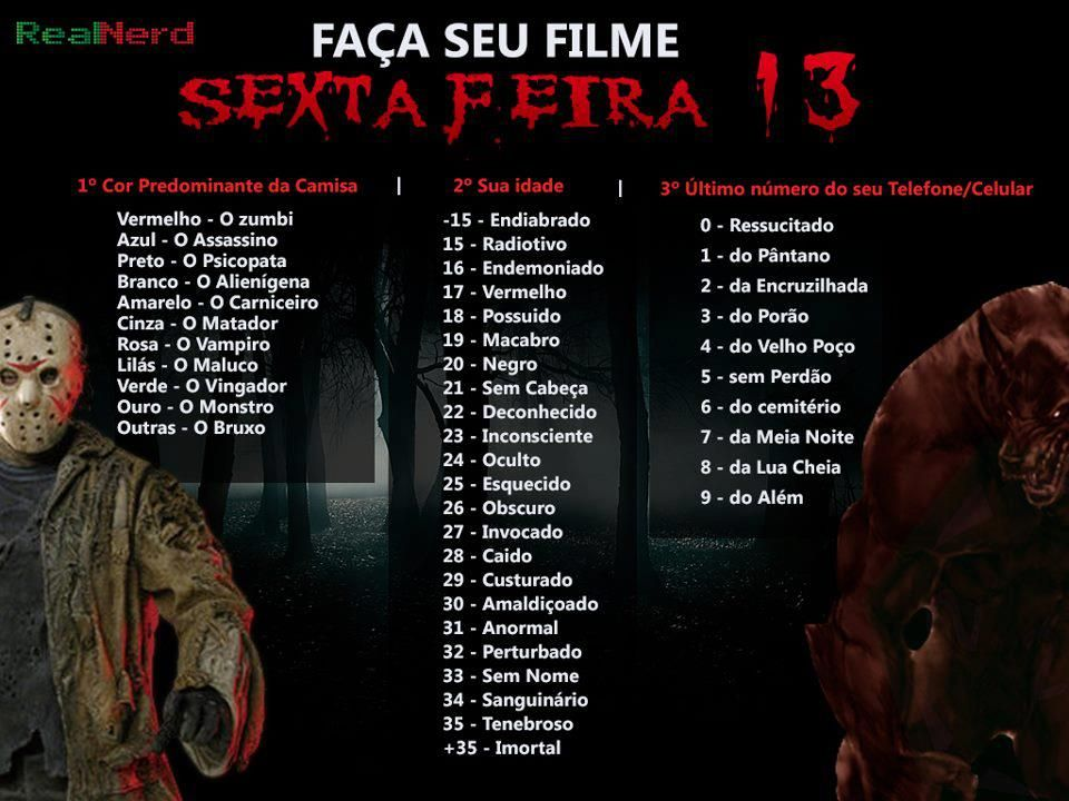 Pin Em Filmes De Terror 3