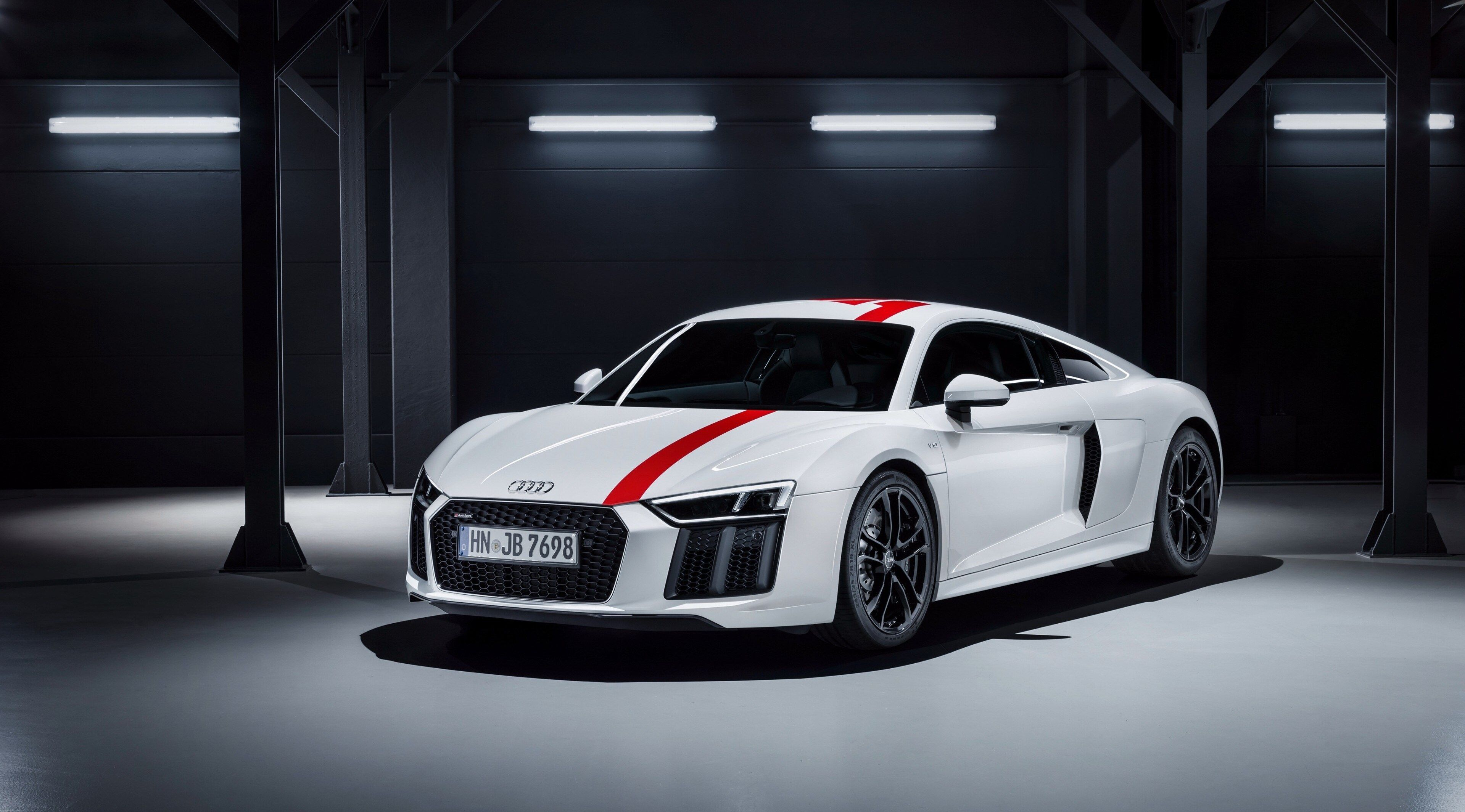 3840x2130 Audi R8 V10 Rws 4k Hd Free Wallpaper Vs