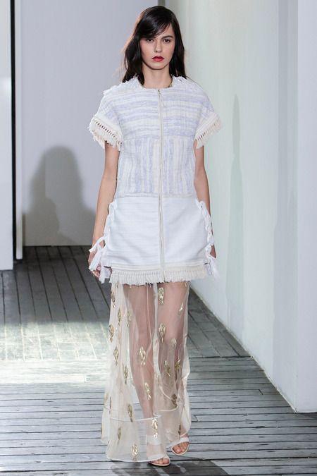 Chadwick Bell, Spring / Summer 2014, New York Fashion Week