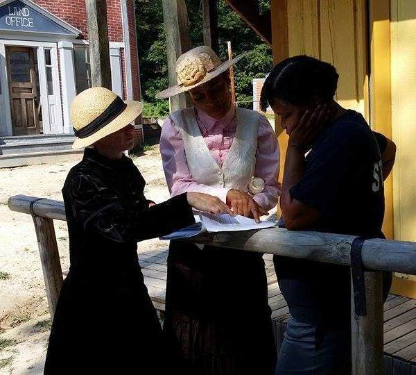 A preacher comes to small western town in 1890s, settles and changes things forever. | Crowdfunding is a democratic way to support the fundraising needs of your community. Make a contribution today!
