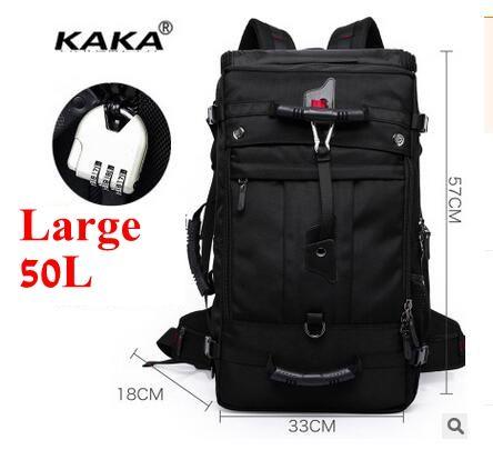 Anime Kirby Backpack cartoon School bag computer Bag zipper Shoulder Packsack