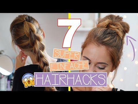 Youtube Haarspitzen Selbstgemachte Frisuren Schulfrisuren