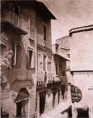 via giulio romano, a piazza venezia