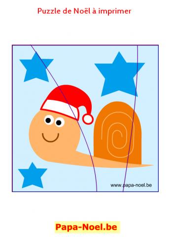 Super Puzzle de sapin de Noël à imprimer. Pour enfant de moyenne section  RK06