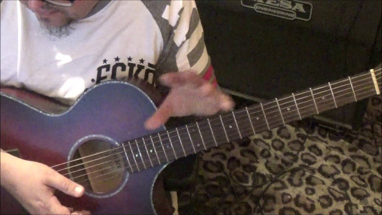 Deluxe Acoustic Blues Cvt Guitar Lesson By Mike Gross Guitar