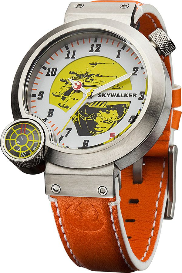 53f6876bf788 Star Wars Collectors Watches  It s Time to Use the Force