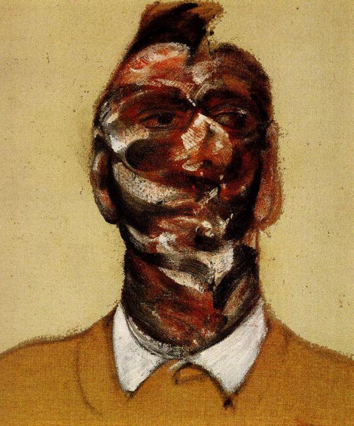 фрэнсис бэкон художник картины фото встретились джирая, обучил