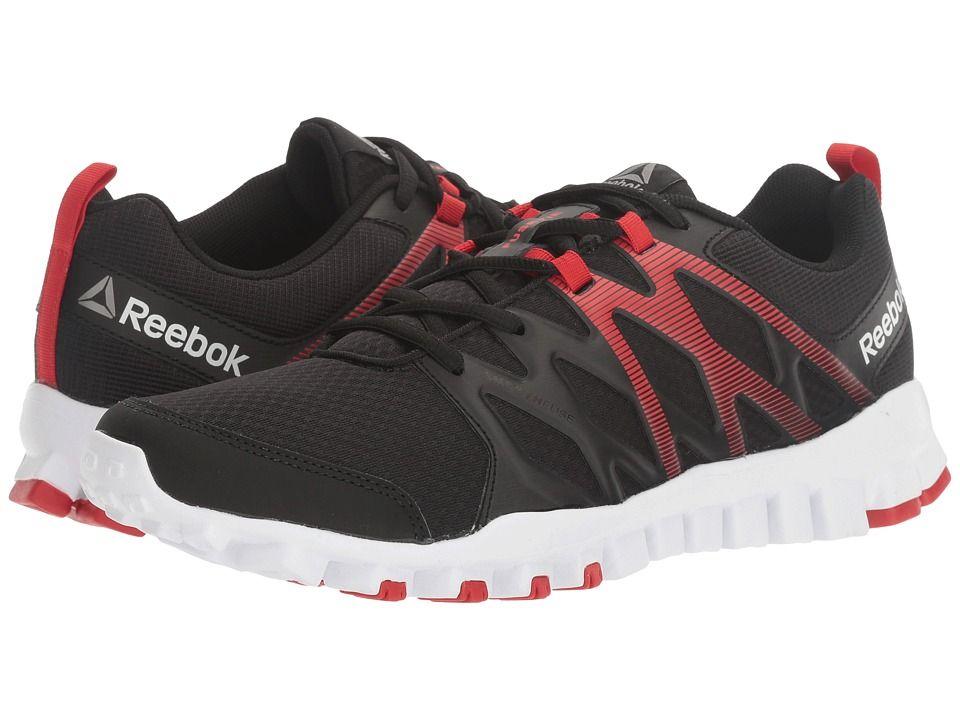 Reebok Mens Cross Training Black/Red