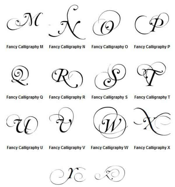 Resultats De Recherche Dimages Pour Tatuaje Letras Cursiva N