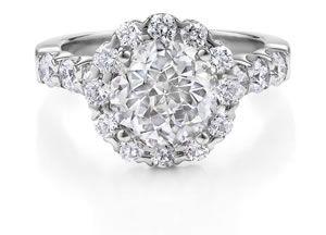Image Detail For   Crown Of Light Diamond Ring